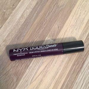 NYX Liquid Suede Lipstick
